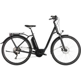 Cube Town Sport Hybrid Pro 500 Rower elektryczny miejski Easy Entry szary